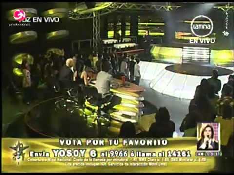 YoSoyLA REVANCHA 131212Yo Soy Camilo Sesto