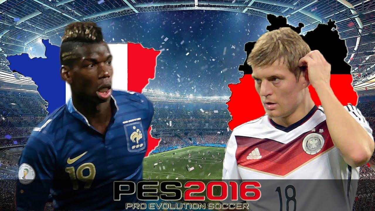 Youtube Deutschland Frankreich