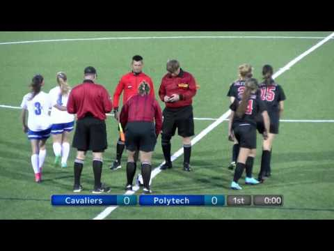 Middletown vs Polytech High School Girls Soccer 5/24/2017 in HD