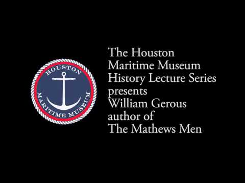 HMM History Lecture : The Mathews Men