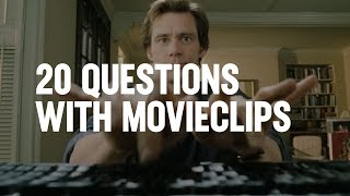 20 Questions With Movieclips For 20 Million Subscribers!