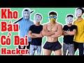Tìm Ra Kho Báu Cổ Đại Bí Ẩn Của Hacker - Hacker Phục Kích Hacker Chúa Tể Mặt Nạ Vàng - Kiên Hư Hỏng