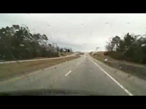1/28/14 Central AL; Snow Storm *John Sibley / Logan Poole HD*