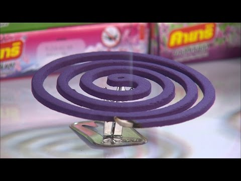 Mosquito Coils | How It's Made