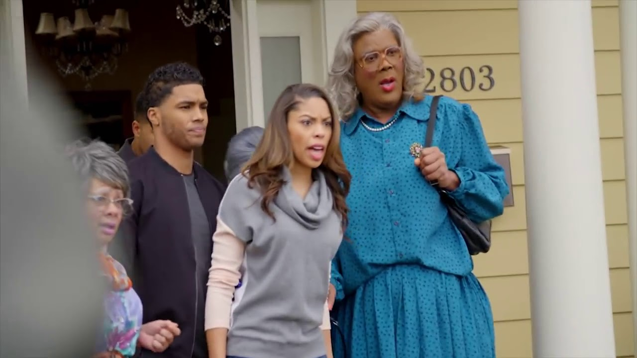 Download A MADEA FAMILY FUNERAL 2019   Behind the Scenes of Tyler Perry Movie