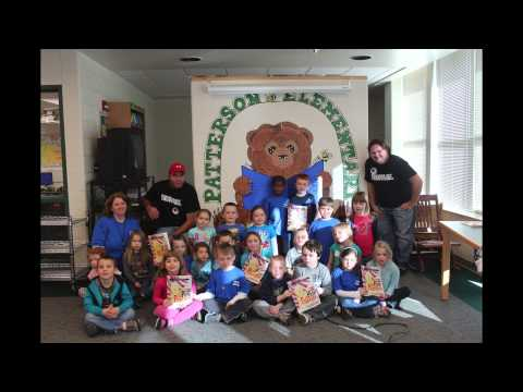 School Visit December 18th, Tecumseh, Michigan