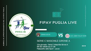 08-02-2020: #fipavpuglia #CMA - Conad Lecce - A.S.D. Asem Volley Bari