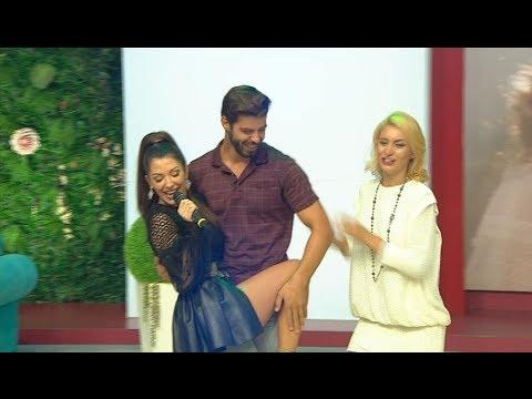 Teo Show (19.07.2018) - Celia si Stefan de la EXATLON, poveste de dragoste in clip! Partea 4