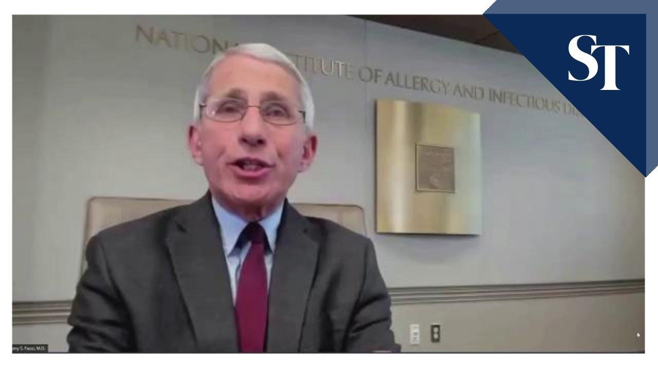 Fauci says 'inevitable' the coronavirus will return in fall