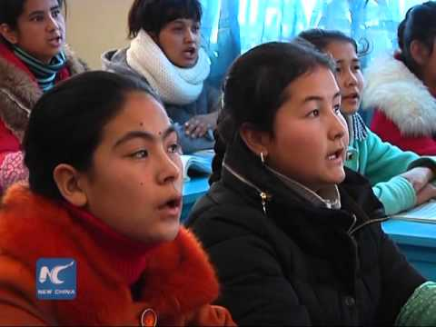 Universities enlarge enrollment of Xinjiang students
