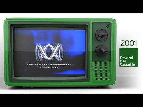 ABC Australia  s and Ident July 2001
