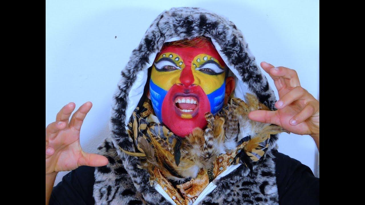 Rafiki makeup | costumes! | halloween makeup, lion king costume.