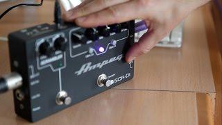 3 Minutes Demo: AMPEG SCR-DI (NO SLAP!)