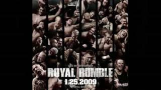 WWE Royal Rumble 2009 Theme Song Kevin Rudolf - Let it Rock
