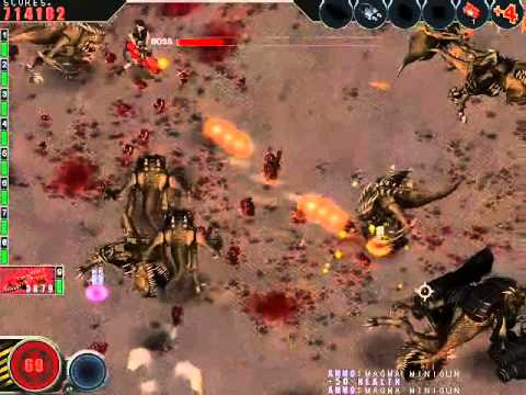 Alien Shooter The Experiment Level 5 Part 2 [Final Boss + Ending] - YouTube