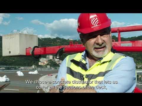 Il ponte #Pergenova: La ricostruzione a 360° - In sicurezza verso il completamento dell'opera
