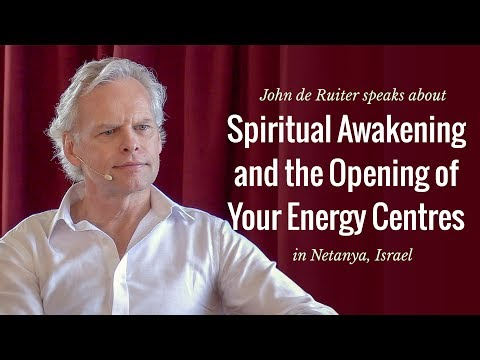 Spiritual Awakening and the Opening of Your Energy Centres