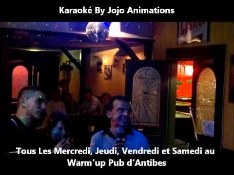 karaoké warm'up antibes