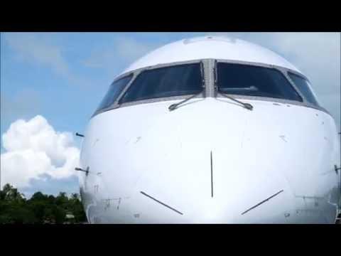 Walk Around CRJ200