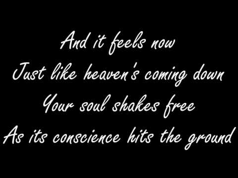 Heaven Coming Down Lyrics