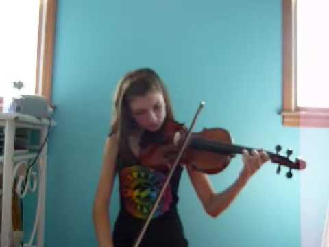 Violin solo-- Dust in the Wind