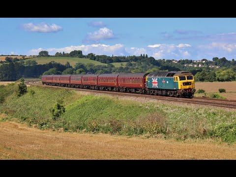 BR Blue/Union Jack livery 47580