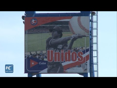 Cuba willing to negotiate with MLB hiring of players