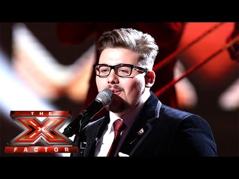 Ché Chesterman takes on Amy Winehouse & Marvin Gaye medley | Live Week 1 | The X Factor 2015