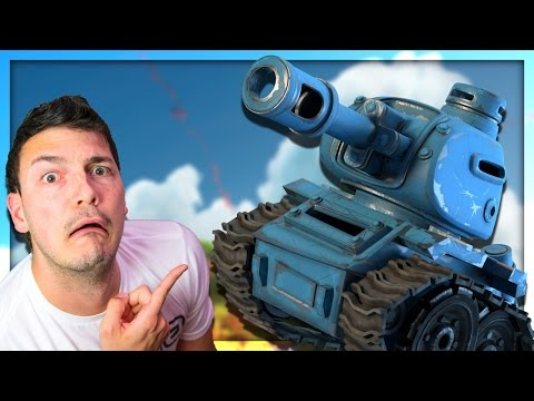 TANKS ARE FUN! - BOOM BEACH
