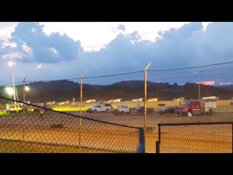 July 1, 2017 Marion Center Speedway Super Late Show Feature #1
