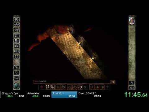 Icewind Dale: Enhanced Edition - Any% Speedrun (23:18)