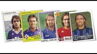 Gabriel Batistuta in Serie A [Goals & Skills]
