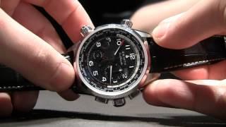Zenith Pilot Doublematic Watch Hands-On