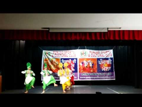 Motor City Bhangra at Cincinnati 2014