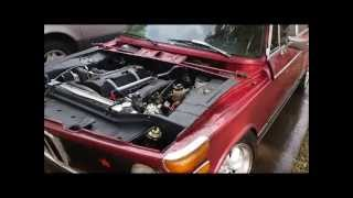 Holset powered 404whp f20c in a bmw 2002 turbo