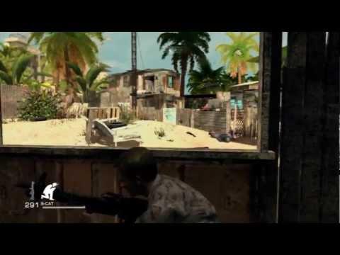 James Bond 007: Quantum of Solace Walkthrough HD - Part 3