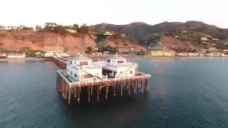 Malibu Pier   Malibu Farms in 4K