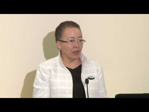 Beverly Daniel Tatum - 2017 Mimi and Peter E. Haas Distinguished Visitor Lecture