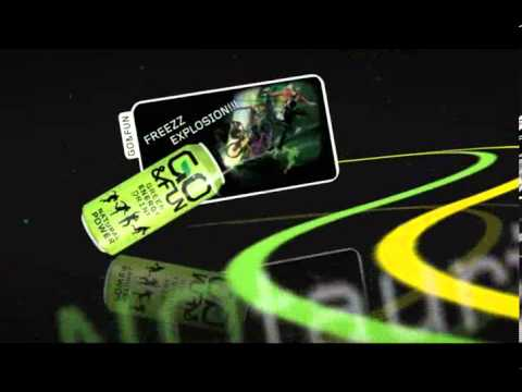 Go&Fun Green Energy Drink