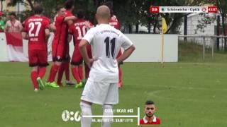 FC Germania Schöneiche - FSV Optik Rathenow 03.06.2017