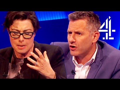 Powerful Harvey Weinstein Rant By Sue Perkins & Adam Hills | The Last Leg