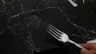 Mermer Mutfak Masası Boyama Sonrası sapasağlam 💪