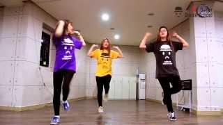 [모베러댄스스쿨] 카라(kara) - 맘마미아(Mammamia) 안무 거울모드 (Kara - Mammamia cover dance mirror mode)(HD)