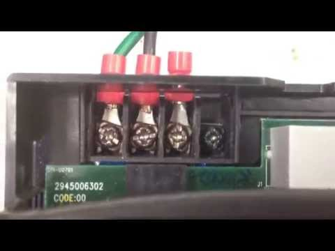 Control Externo Driver Variador Eaton MVX 9000 P1