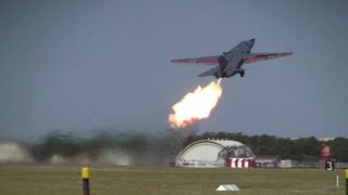 Full Afterburner Compilation - F18 Hornet & F111, Williamtown Airshow 2010