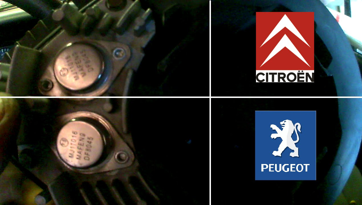 small resolution of watch this before repair or change heater blower motor resistor on citroen or peugeot youtube
