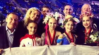 7 учеников Этери Тутберидзе и ее дочь выступят в финале Гран при в Италии