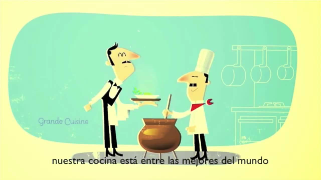 L 39 histoire de la cuisine fran aise youtube for Cuisine francaise