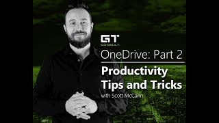Productivity Tips and Tricks with Scott: OneDrive - Files On Demand