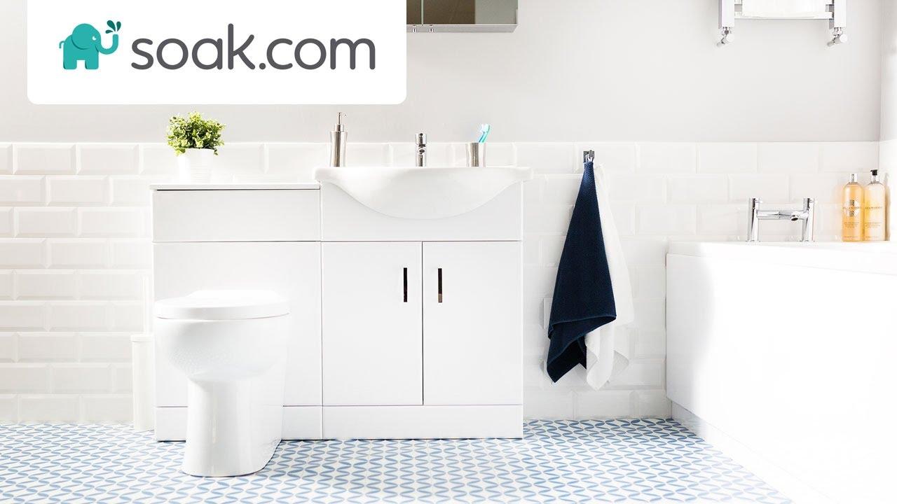 Soak.com | Small Bathroom | TV Advert